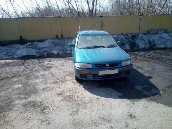 Mazda Familia, 1997 год, 100 000 руб.