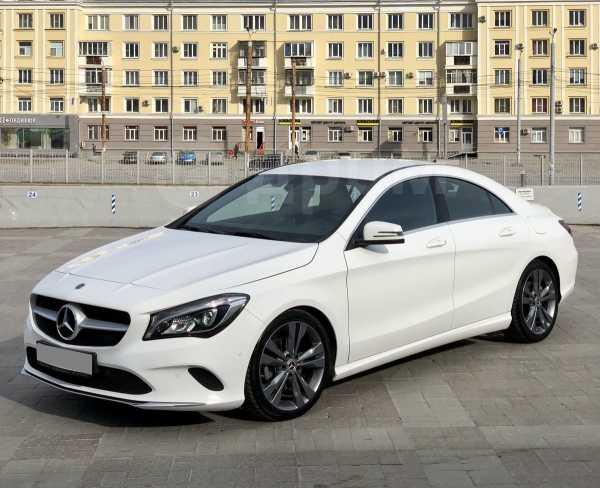 Mercedes-Benz CLA-Class, 2018 год, 1 630 000 руб.