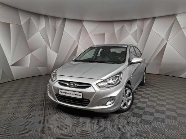 Hyundai Solaris, 2011 год, 389 970 руб.