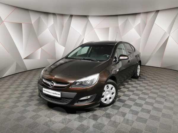 Opel Astra, 2014 год, 498 750 руб.