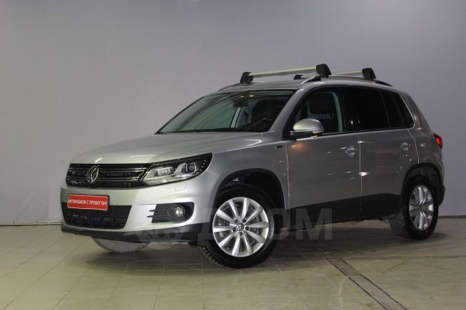 Volkswagen Tiguan, 2016 год, 1 249 000 руб.
