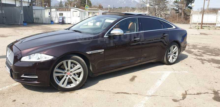Jaguar XJ, 2014 год, 1 500 000 руб.