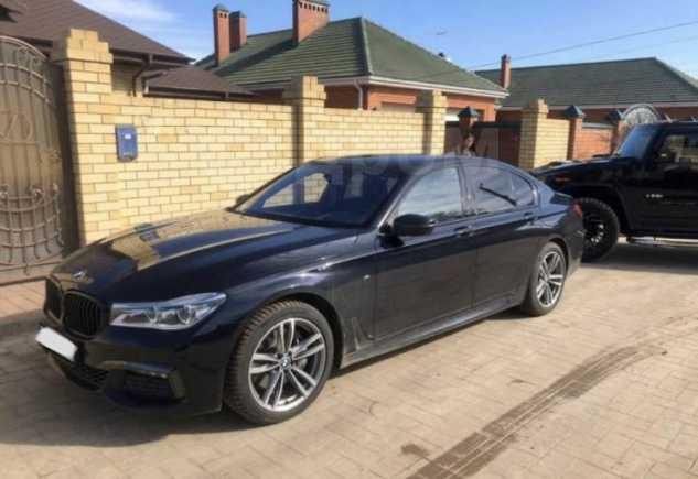 BMW 7-Series, 2017 год, 3 570 000 руб.