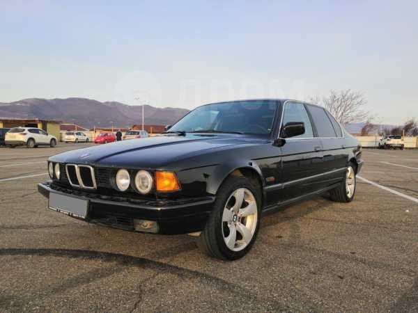 BMW 7-Series, 1989 год, 200 000 руб.