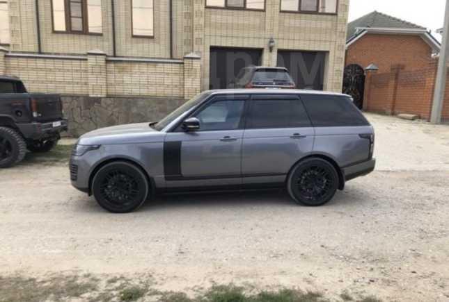 Land Rover Range Rover, 2018 год, 7 000 000 руб.