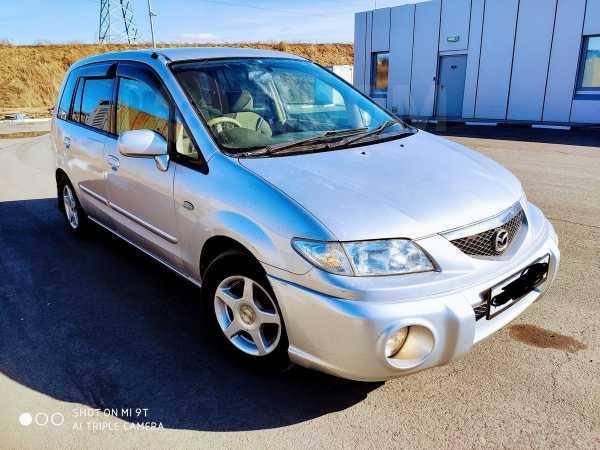 Mazda Premacy, 2001 год, 235 000 руб.