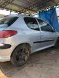 Peugeot 206, 2000 год, 150 000 руб.