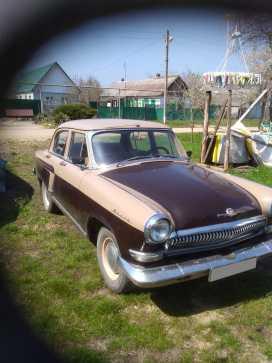 Дондуковская 21 Волга 1964