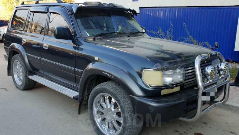 Toyota Land Cruiser, 1997 год, 930 000 руб.