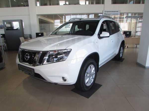Nissan Terrano, 2019 год, 1 219 000 руб.