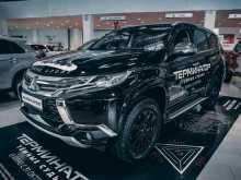 Челябинск Pajero Sport 2019