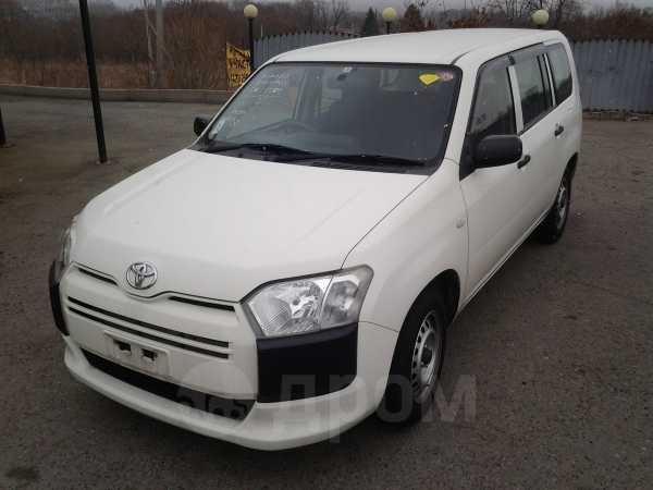 Toyota Succeed, 2015 год, 560 000 руб.