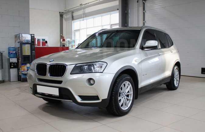 BMW X3, 2012 год, 980 000 руб.