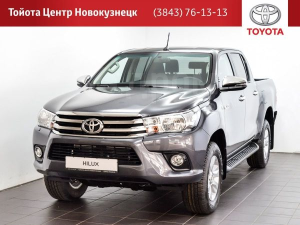 Toyota Hilux Pick Up, 2020 год, 2 710 000 руб.