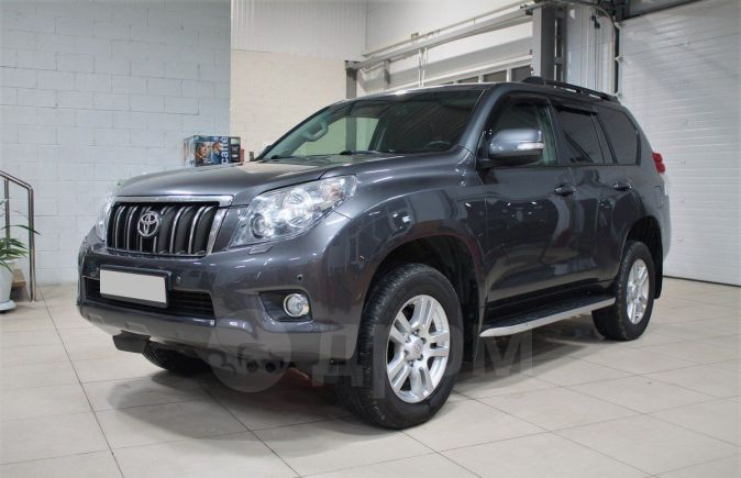 Toyota Land Cruiser Prado, 2013 год, 1 640 000 руб.