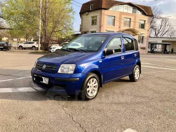 Fiat Panda, 2007 год, 229 000 руб.