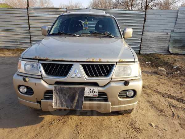Mitsubishi Pajero Sport, 2005 год, 325 000 руб.