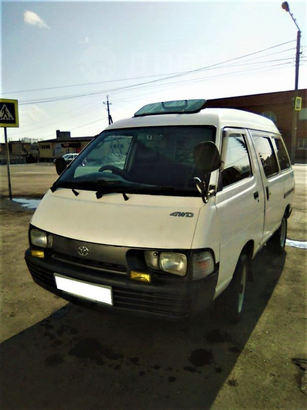 Toyota Town Ace, 1994 год, 120 000 руб.