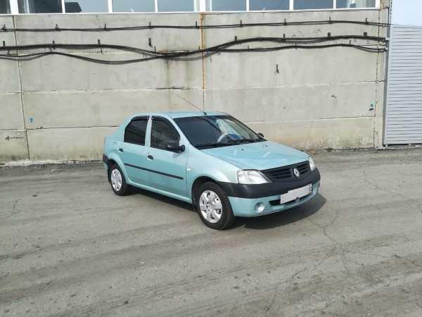 Renault Logan, 2006 год, 217 000 руб.