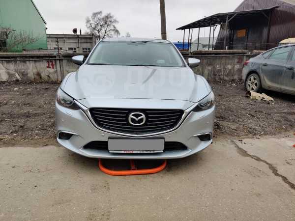 Mazda Mazda6, 2016 год, 799 000 руб.