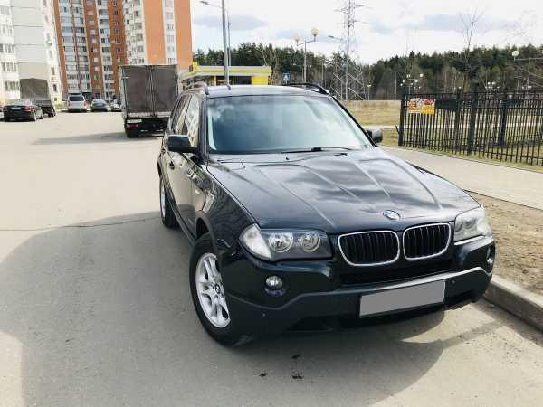 BMW X3, 2009 год, 705 000 руб.