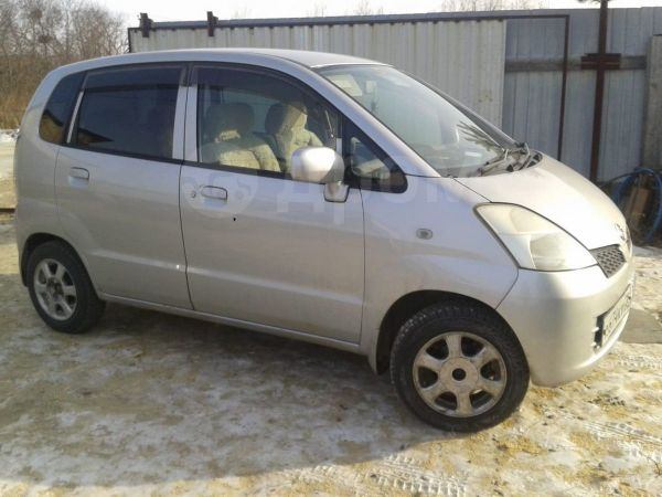 Nissan Moco, 2003 год, 170 000 руб.