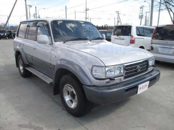 Toyota Land Cruiser, 1997 год, 785 000 руб.