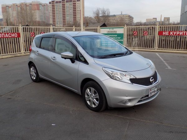 Nissan Note, 2015 год, 577 000 руб.
