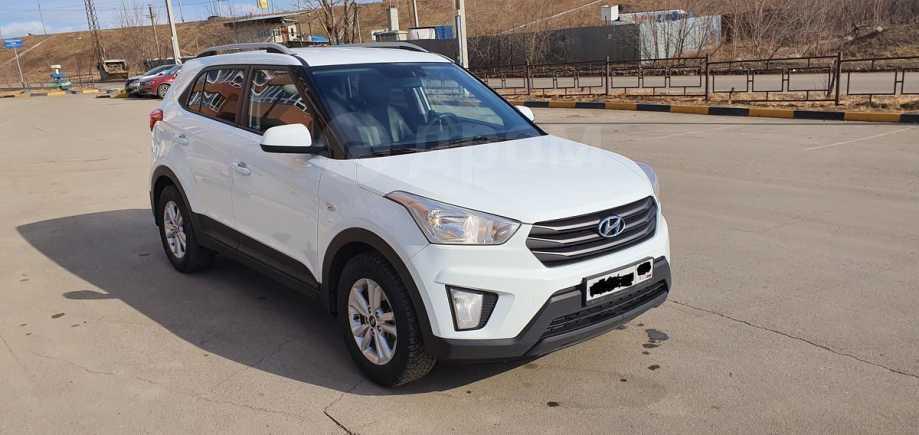 Hyundai Creta, 2017 год, 990 000 руб.