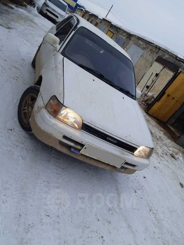 Toyota Starlet, 1993 год, 130 000 руб.