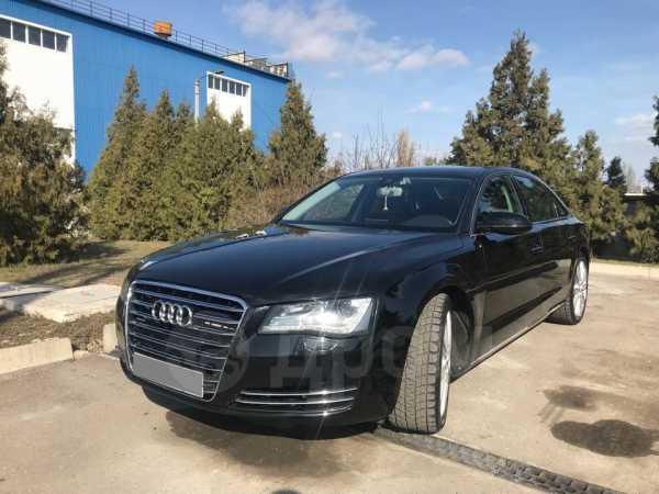 Audi A8, 2011 год, 1 200 000 руб.