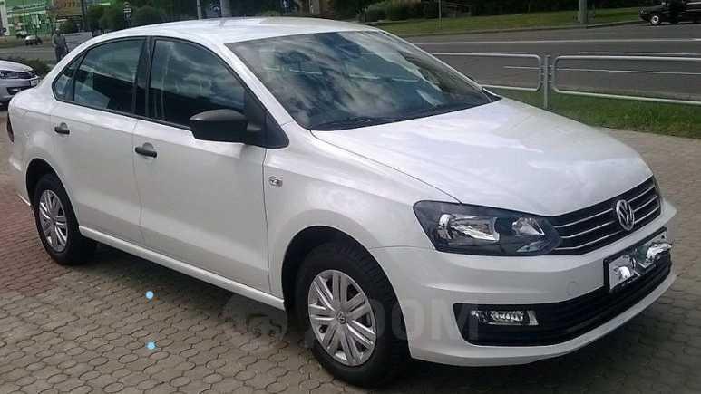 Volkswagen Polo, 2017 год, 455 000 руб.