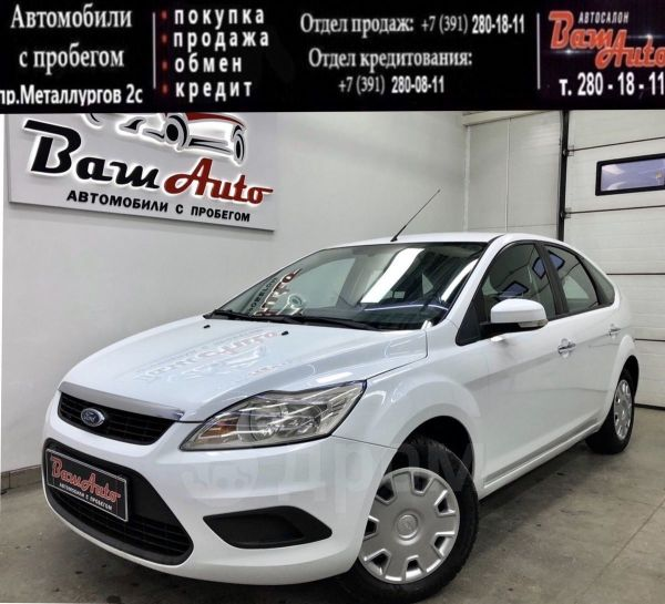 Ford Focus, 2010 год, 427 000 руб.