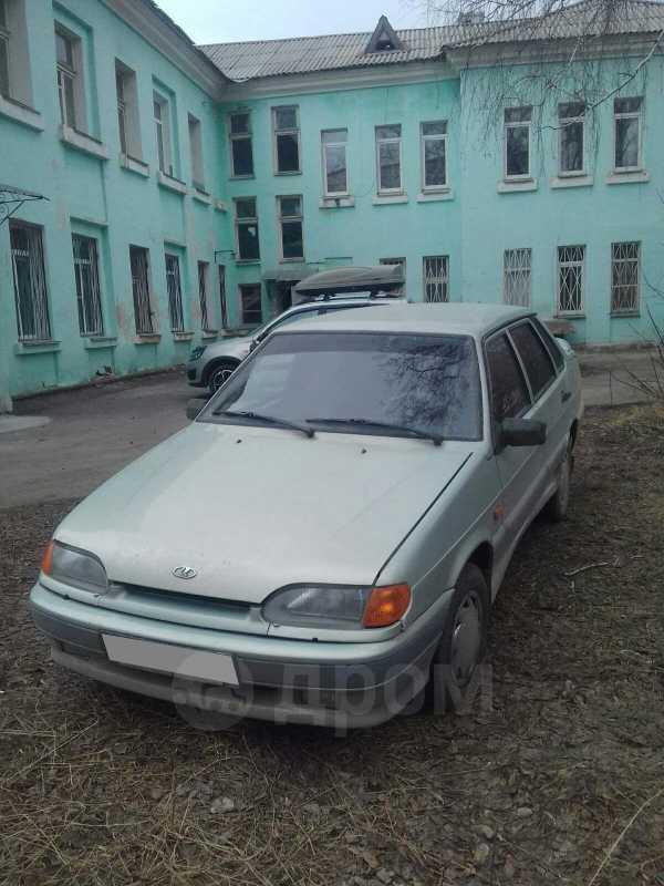 Лада 2115 Самара, 2002 год, 62 000 руб.