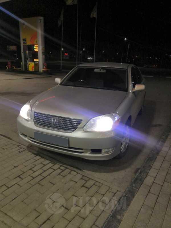Toyota Mark II, 2002 год, 409 000 руб.