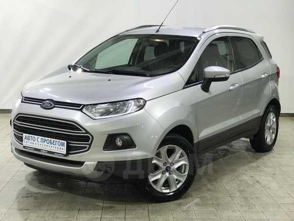 Ford EcoSport, 2016 год, 665 000 руб.