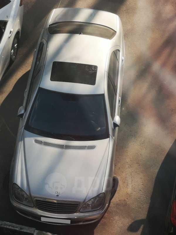 Mercedes-Benz S-Class, 2004 год, 500 000 руб.