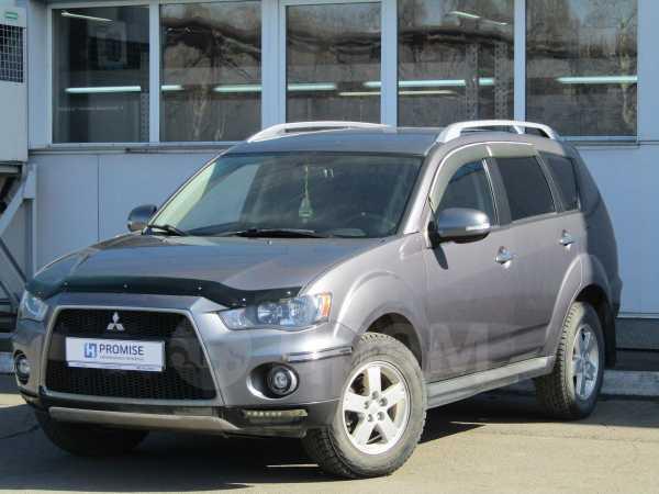 Mitsubishi Outlander, 2010 год, 660 000 руб.