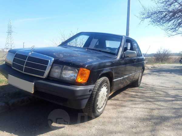 Mercedes-Benz 190, 1991 год, 75 000 руб.