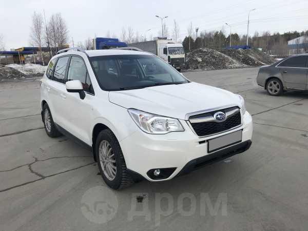 Subaru Forester, 2014 год, 880 000 руб.