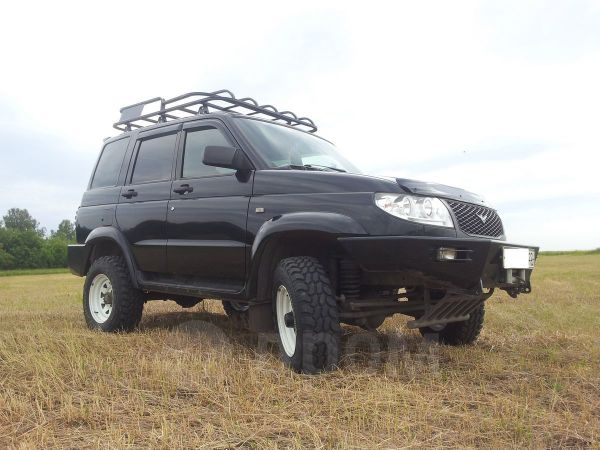 УАЗ Патриот, 2010 год, 300 000 руб.