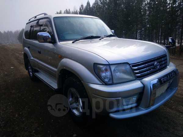 Toyota Land Cruiser Prado, 2000 год, 780 000 руб.