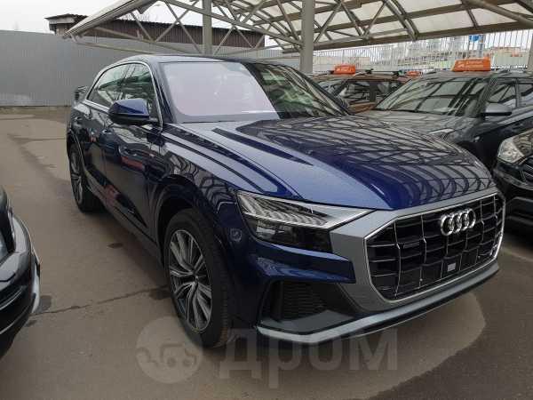 Audi Q8, 2019 год, 5 999 000 руб.