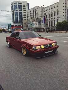 Новосибирск Mark II 1987
