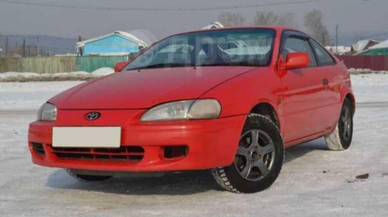 Toyota Cynos, 1999 год, 190 000 руб.