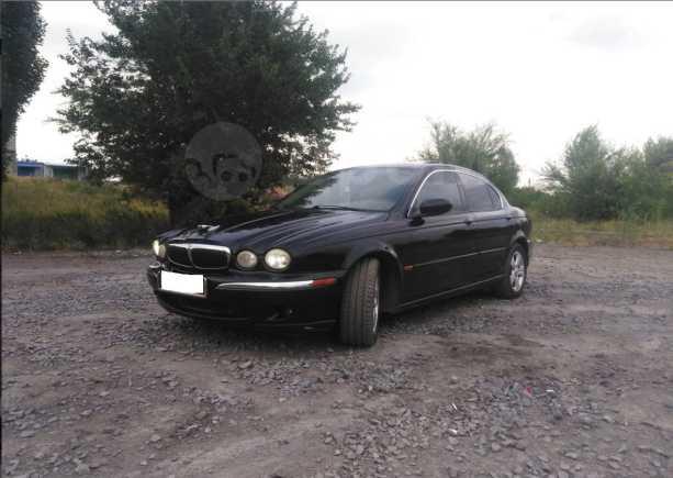 Jaguar X-Type, 2003 год, 330 000 руб.