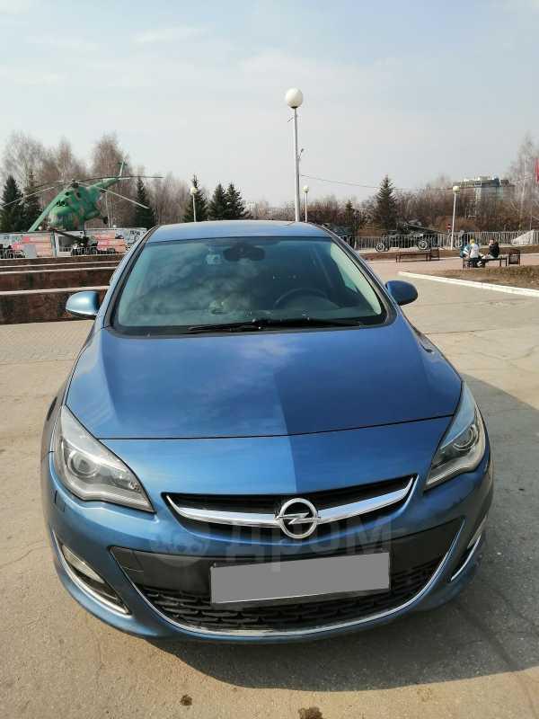 Opel Astra, 2013 год, 510 000 руб.