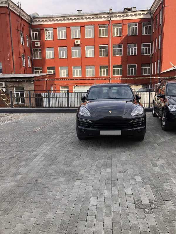 Porsche Cayenne, 2011 год, 1 500 000 руб.