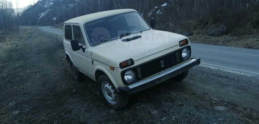 Лада 4x4 2121 Нива, 1990 год, 72 000 руб.
