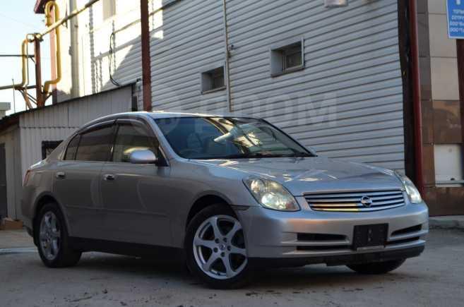 Nissan Skyline, 2004 год, 470 000 руб.